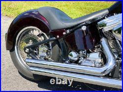 1991 Harley-Davidson Softail Softail Custom FXSTC Wide-Tire Kit Custom Bobber