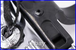 2005 Harley Softail Rear Back Passenger Foot Board Mount Support Board Kit READ