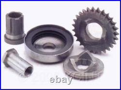 25 Tooth Compensating Sprocket Kit For Harley Evo Softail Touring Dyna