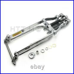 4 Over Chrome Springer Front End Kit Harley Sportster Chopper Softail