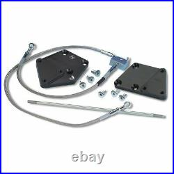 Arlen Ness 3 Forward Control Extensions Extension Kit 2007-2017 Harley Softail