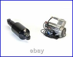 Arnott Black Adjustable Air Ride Harley 18-20 Softail Mono Shock Suspension Kit