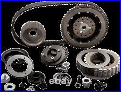 BDL Enclosed Closed 8mm 1.5 Belt Drive Primary Kit Clutch Harley Softail 90-06