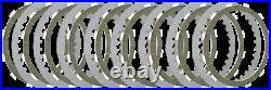 Belt Drives LTD Steel Clutch Kit 98-17 Harley Dyna Softail Touring FLHX