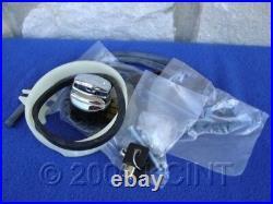 Chrome Dash Kit Harley Softail Heritage Fat Boy Dyna 1996-99 Repl Oe # 71254-96