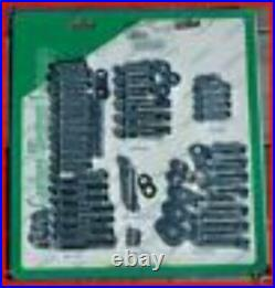 Chrome Engine Motor Bolt Kit Set 2000-2006 Harley Softail Fatboy Heritage FXST