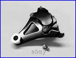 Dna 2000-2005 Softail 4-piston Black Rear Brake Caliper Kit Harley