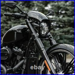 Fork Cover Set Kit for Harley-davidson Softail Breakout FXBR FXBRS 2018-2021