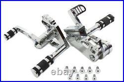 Forward Control Kit +2 Harley Softail Shovelhead Fx Fxe Super Glide Low Rider