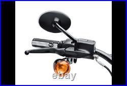Harley Davidson Black Hand Control Lever Kit 36700210 Softail 2018