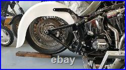 Harley Davidson Softail 4.5 Streched Fender Kit Cholo Vicla Fits 23 & 150 tyre