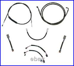 Harley Davidson Softail Slim NON ABS Cable Kit 2018-2021 USA Made