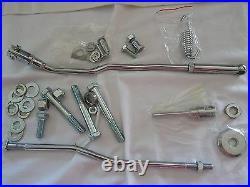 Harley FORWARD Control KIT 4 speed FL & FX 1958-1986 & Softail 86-99. ON SALE