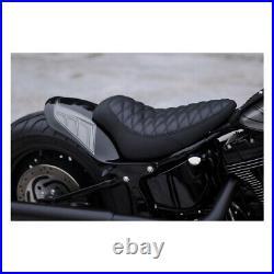 Harley FXST FLST Softail 200mm Bobber Custom Heckfender Sitz Kit 07-17