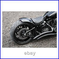 Harley Softail FXSB FXCW Breakout Rocker Bobber Custom Heckfender Sitz Kit 08-17