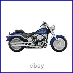 Harley Softail Luftfahrwerk Stoßdämpfer Kit Legend Air Suspension 89-99 Black