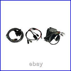 Harley Softail M8 Luftfahrwerk Legend Air Suspension kit Black 18-20 TÜV