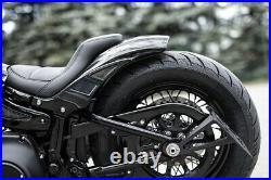 Harley Softail M8 Street Fat Bob Bobber Custom Heckfender Sitz Kit 18-20
