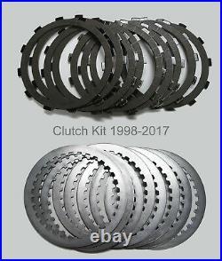 Harley clutch kit 37932-98 37913-98 Twin Cam Roadking, Softail, Dyna 1998-2017