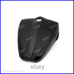 Harley-davidson M8 Softail Gas Tank Cover And Console Kit Avenger 2018-2021