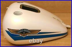 Harley original Lacksatz Paint Kit Tank Fender Schutzblech Fat Boy Softail