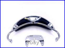 Heritage Springer Flsts Seat Grab Rail Kit 97-2003 Flstn Deluxe 4 Harley Softail