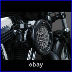 Kuryakyn Velociraptor Black Air Cleaner Filter Kit Harley Touring Softail Dyna