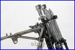Replica Harley Davidson FLSTS SOFTAIL HERITAGE FRAME KIT BLACK SPRINGER 30° RAKE