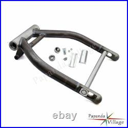 Right Side Drive Fat Wide Tire Swingarm Kit For 280 300 Tire Evo Harley Softail