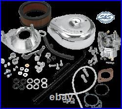 S&S Super E Carburetor Carb Kit 92-00 Harley Davidson Dyna Touring Softail FXR