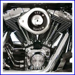 S&S Teardrop Luftfilter Aircleaner Kit für Harley SOFTAIL DYNA BIG TWIN 93-17