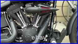 Screaming Eagle Style Spike Air Cleaner Filter Kit Harley Softail Dyna Touring