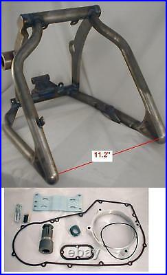 Softail Harley 180 OR 200 Wide Tire Swingarm Kit 1987-99 Std MADE IN THE USA