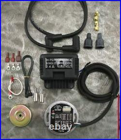 Ultima Electronic Ignition Kit Harley Softail Fxst Fxstc Fxsts Springer 84-99