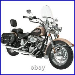 UltraCool ST-1G Black Oil Cooler Kit 01-17 Harley-Davidson Softail FLST & FXST